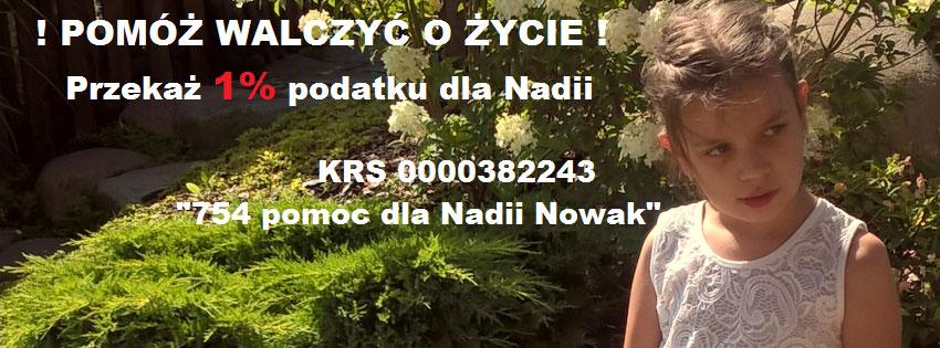 Pomoc dla Nadii